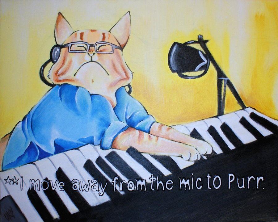 Chocolate_Rain_Keyboard_Cat_by_careftw keyboard cat know your meme,Keyboard Meme