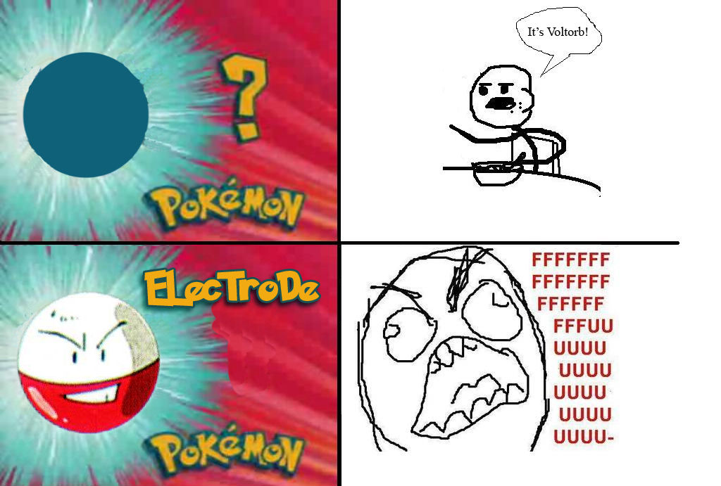 [Image - 35595] | Who's That Pokémon? | Know Your Meme