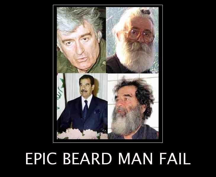 Funny Beard Meme Pics : Image epic beard man know your meme