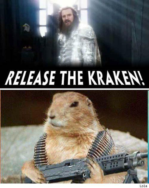 Release Kraken