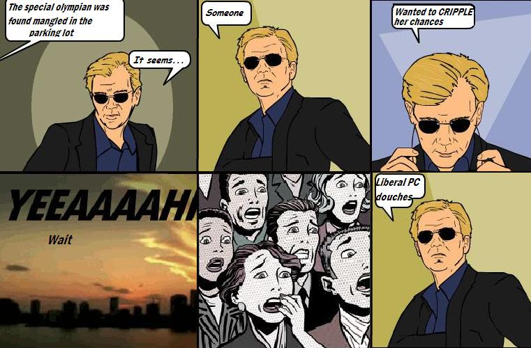 CSauxpas image 69661] csi 4 pane comics know your meme