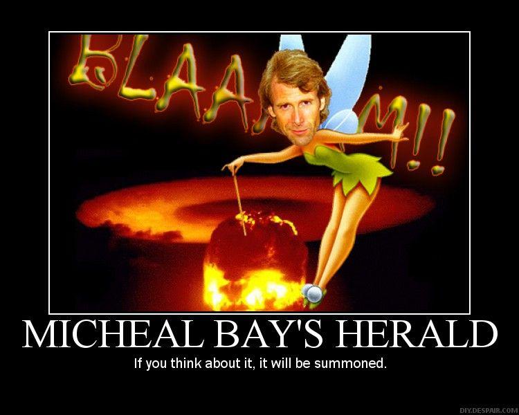 demotivatormbh image 73152] michael bay know your meme