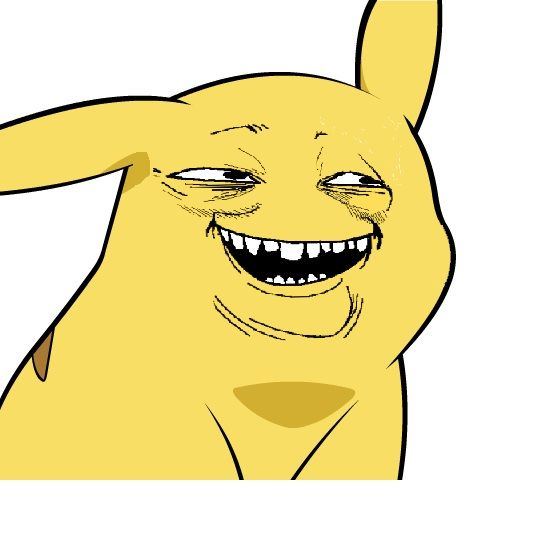 yobachu image 91249] give pikachu a face know your meme