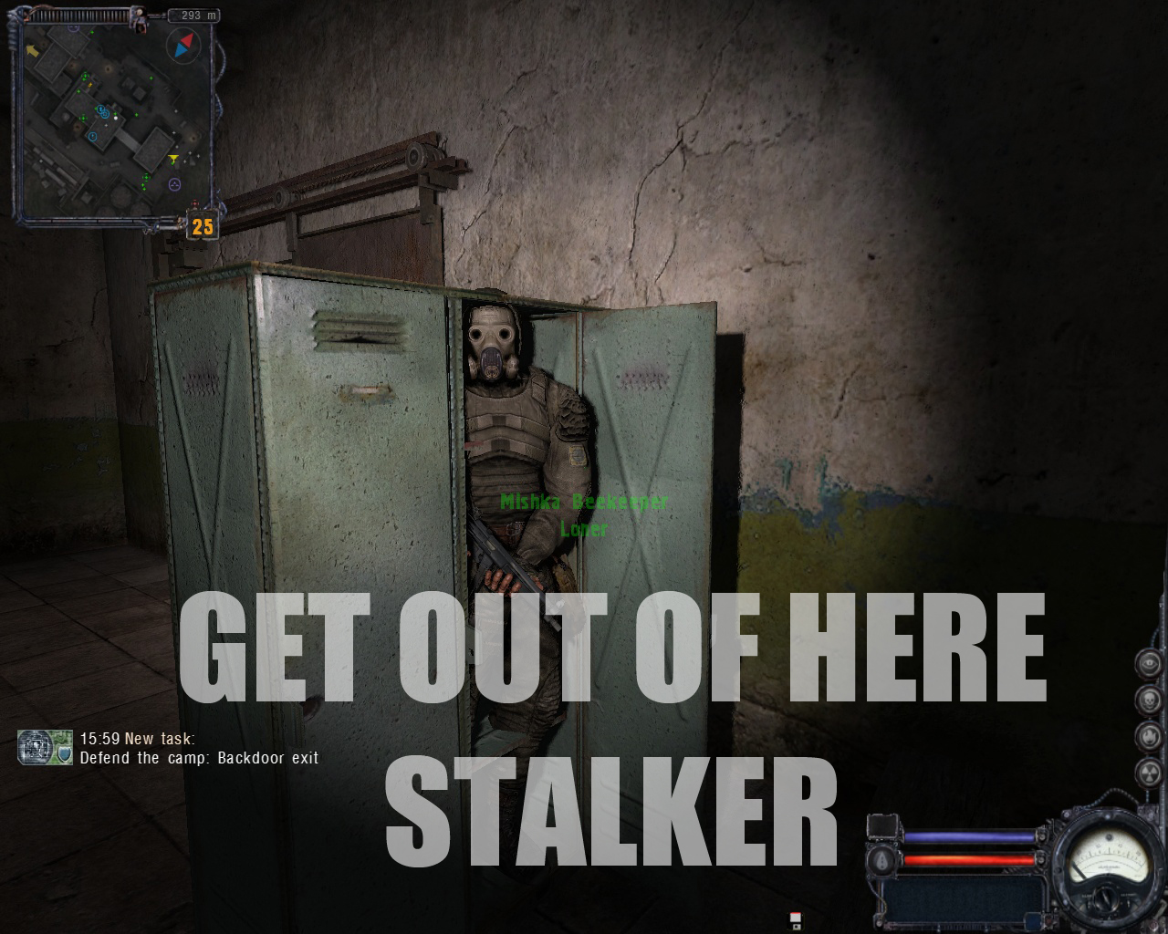Image - 95141] | Get Out Of Here, Stalker | Know Your Meme