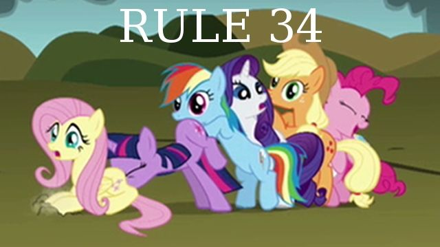 Mlp rule 34