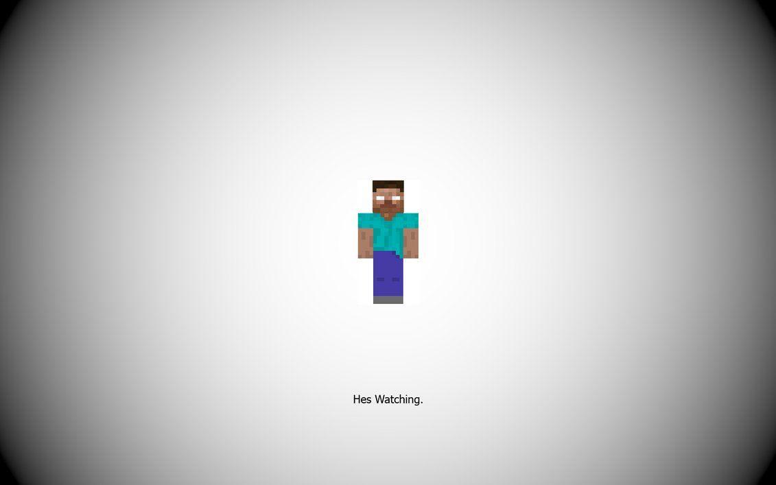Das Wahre Leben Und Minecraft Herobrine - Minecraft herobrine spielen