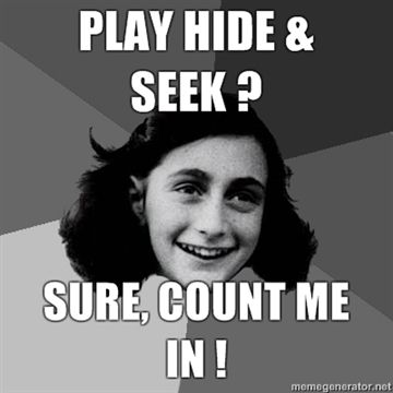 0002 image 104261] anne frank know your meme