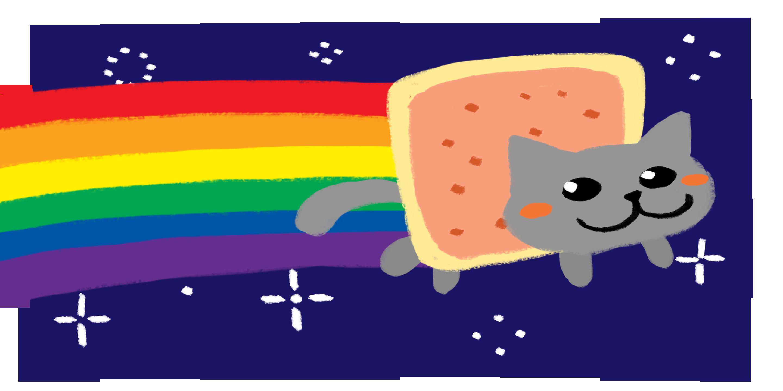 Image - 115814 | Nyan Cat / Pop Tart Cat | Know Your Meme