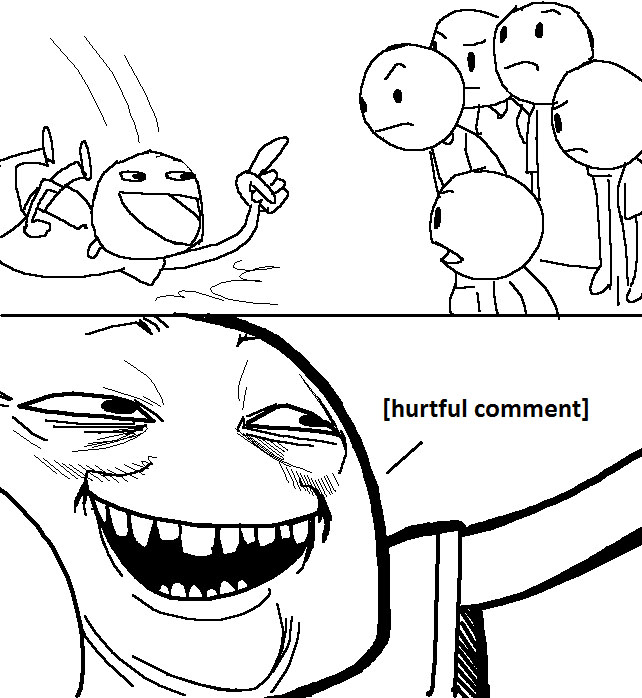 It was used in an exploitable comic titled Troll Bait made by user ...