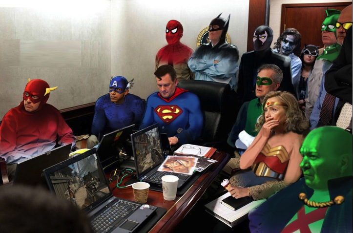 Image - 121855] | The Situation Room | Know Your Meme