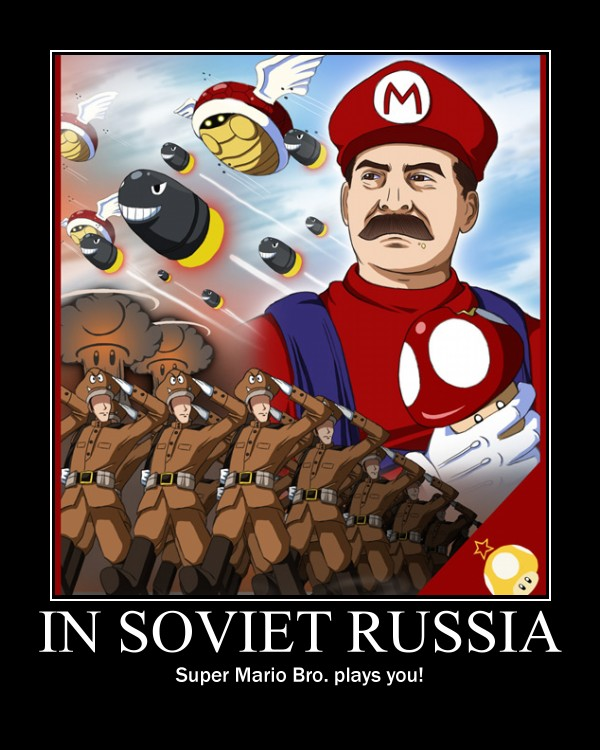 [Image - 136769]   In Soviet Russia   Know Your Meme