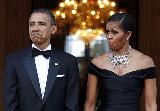 So I made my own GIF signature Funny-barack-michelle-obama-face