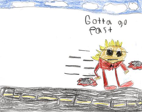 [Image - 148749]   Gotta Go Fast   Know Your Meme