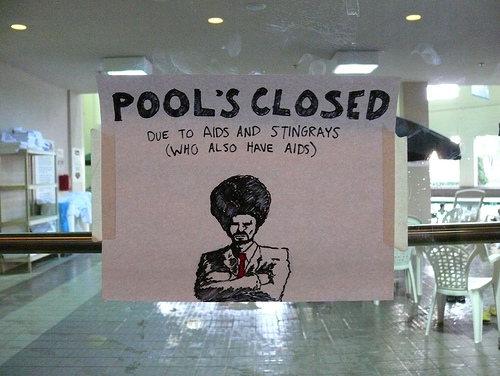 The_Pool_is_Closed_by_Slizor27 image 155914] pool's closed know your meme,Pools Closed Meme