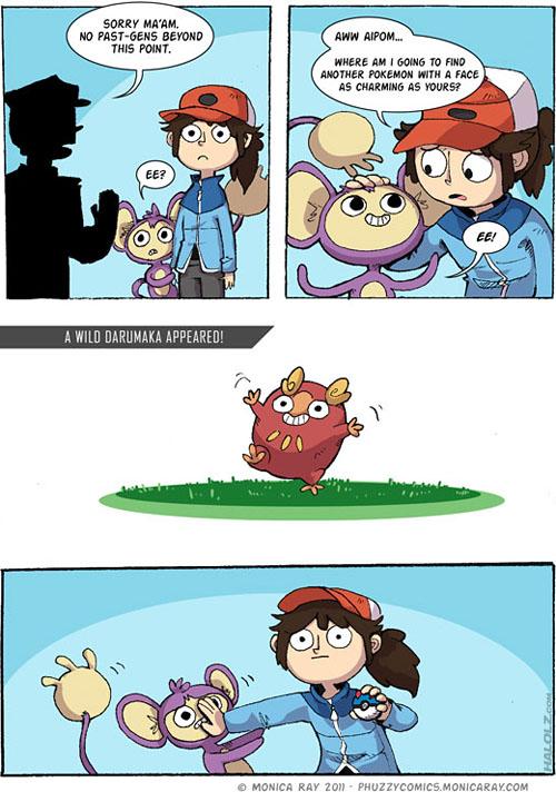 halolz dot com pokemonblackwhite generationgapcomic image 165699] pok�mon know your meme,Pokemon Know Your Meme