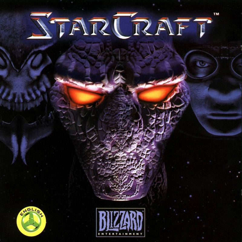 Starcraft+Starcraft Brood War.