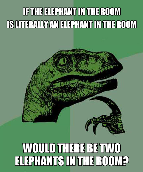 Image - 173690] | Philosoraptor | Know Your Meme