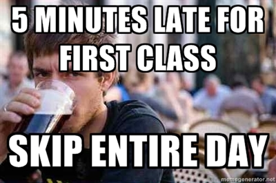 TLtfR image 198370] lazy college senior know your meme,Lazy College Student Meme Generator