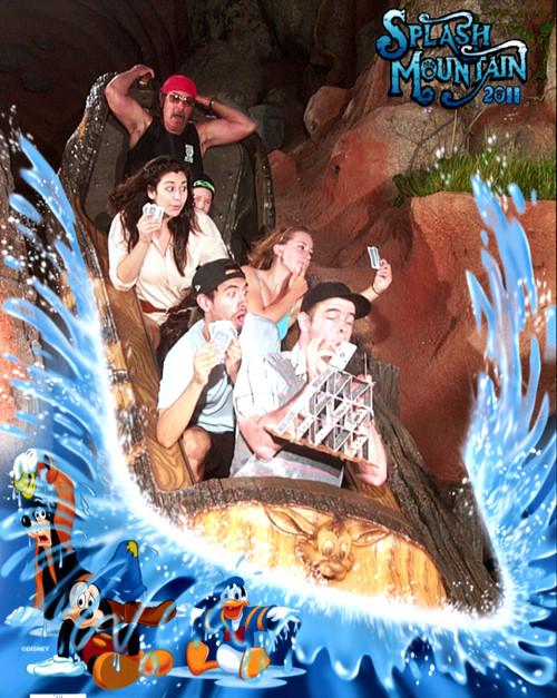 roller coaster blowjob at disney world