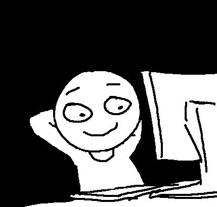 212167 Computer Reaction Faces