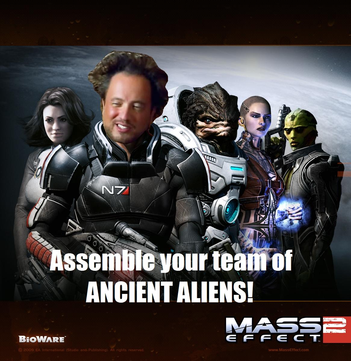 AncientEffect image 213259] ancient aliens know your meme