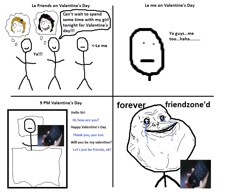 Sirimylove image 223024] forever alone know your meme