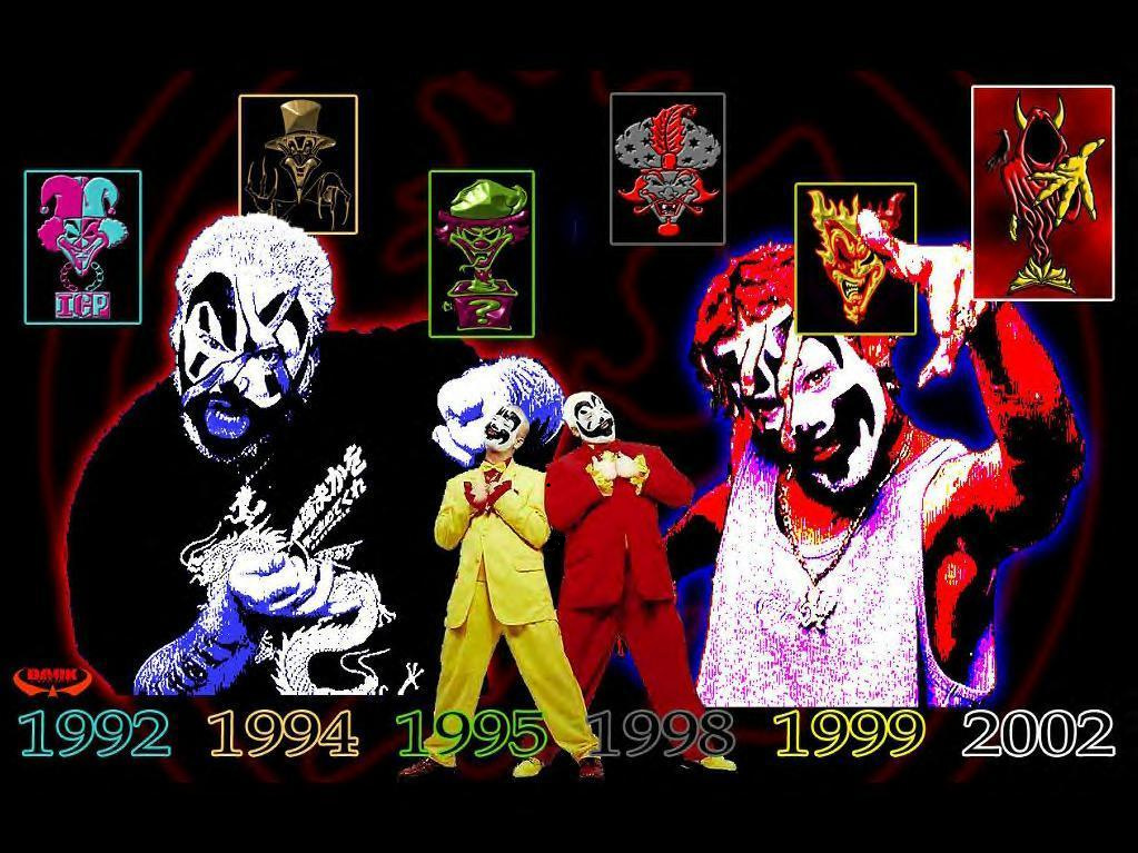 icp juggalo homie collage image 224412] insane clown posse know your meme