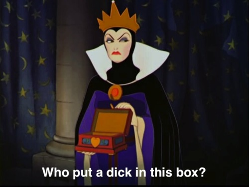Dick In A Bax