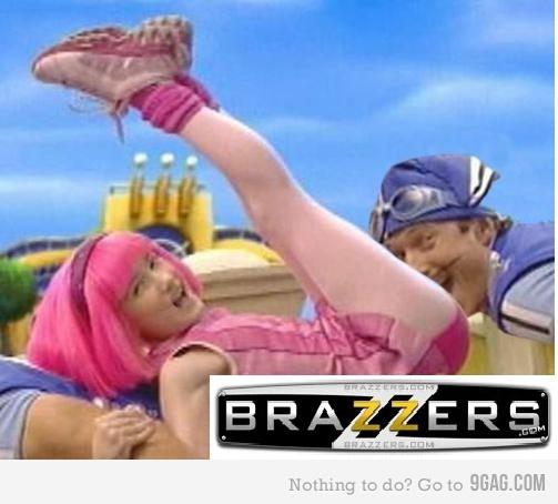 Секс мультик brazzers