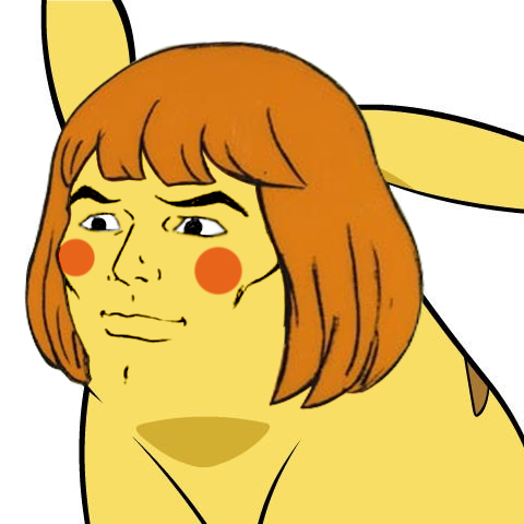 pka02 image 228887] give pikachu a face know your meme