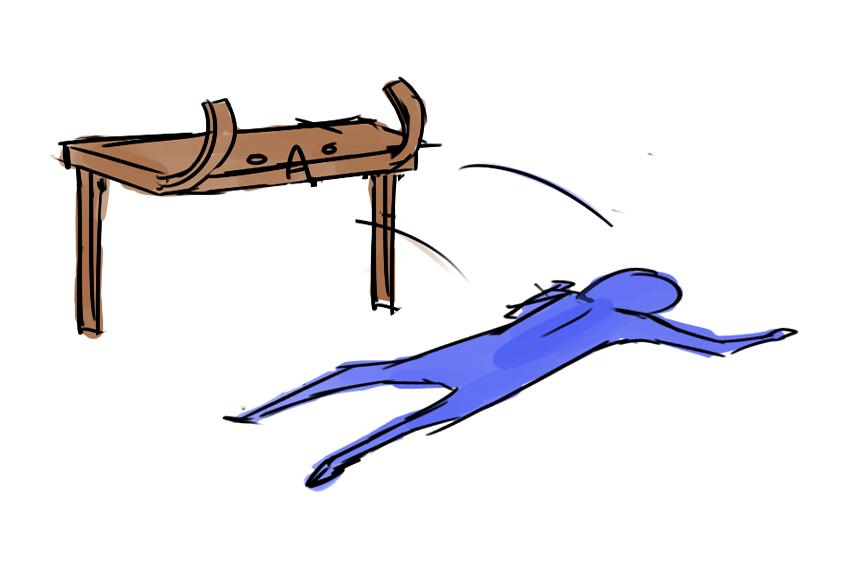 flips table meme