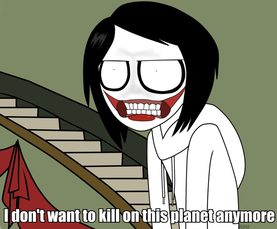 [Image - 242253] | Jeff the Killer | Know Your Meme