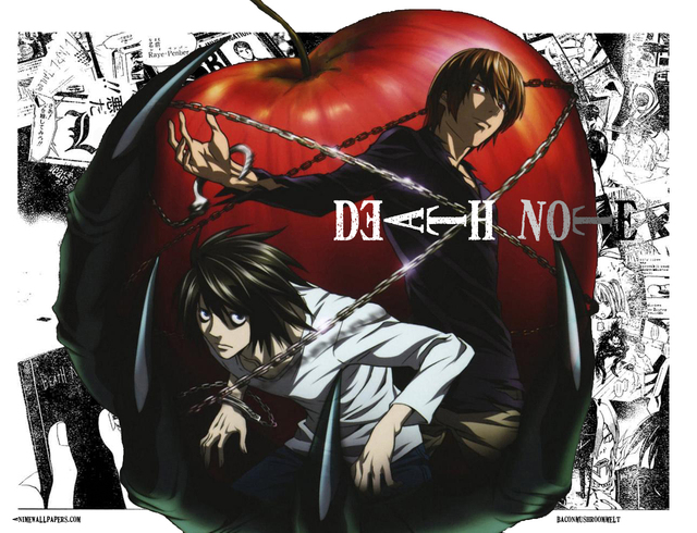 ScreenShoot Death Note OST