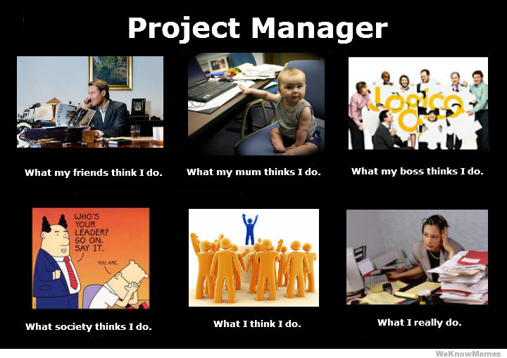 The definition of an effective manager