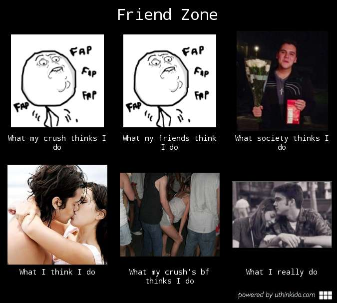 How to know your in the friend zone