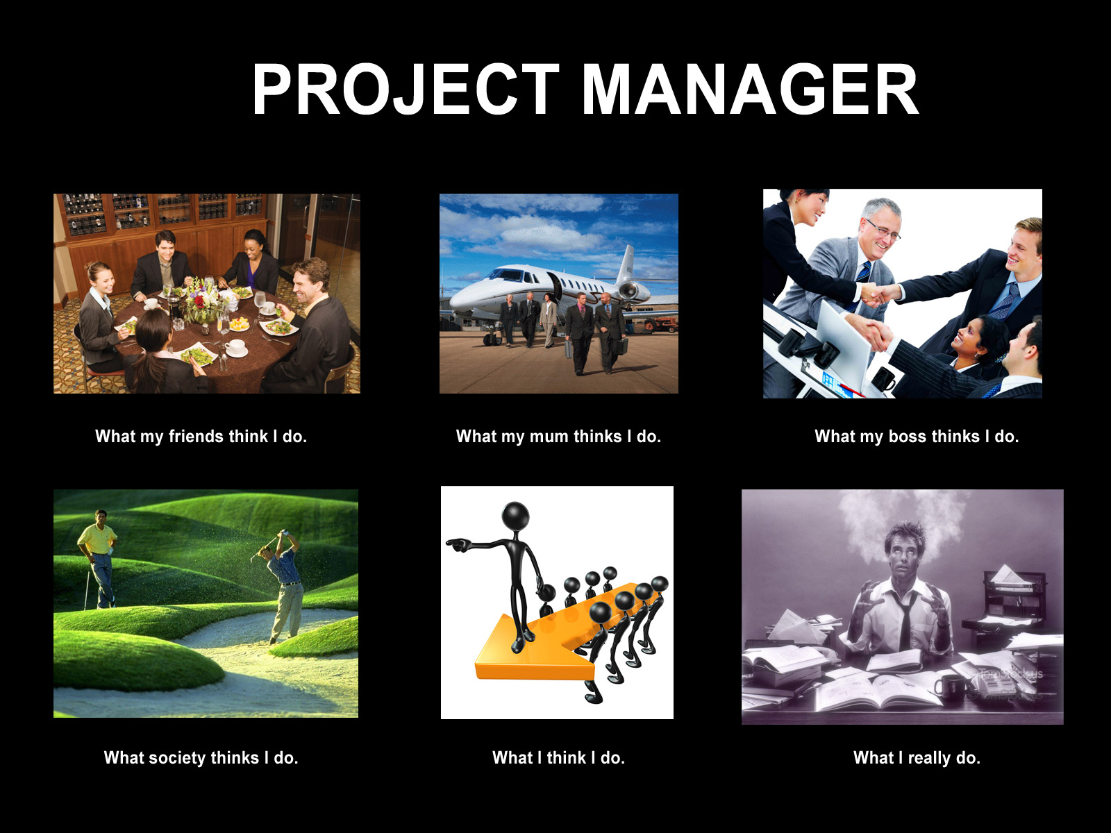 A Compendium of Project Management Humor