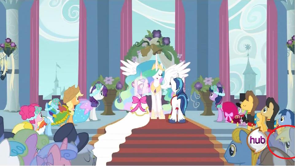 Мультик дружба это чуда свадьба в кантерлоте