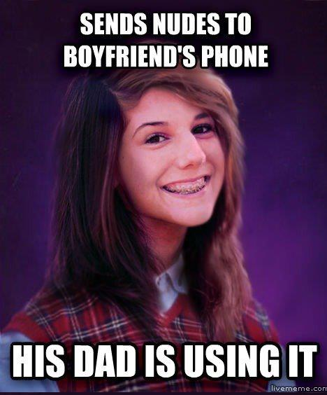871 bad luck brianne bad luck brian know your meme,Bad News Brian Meme