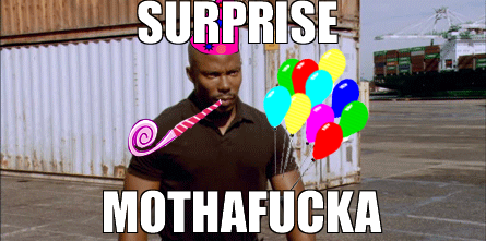 Happy 10th Anniversary Doakes The Birth Of A Meme Legend Dexter