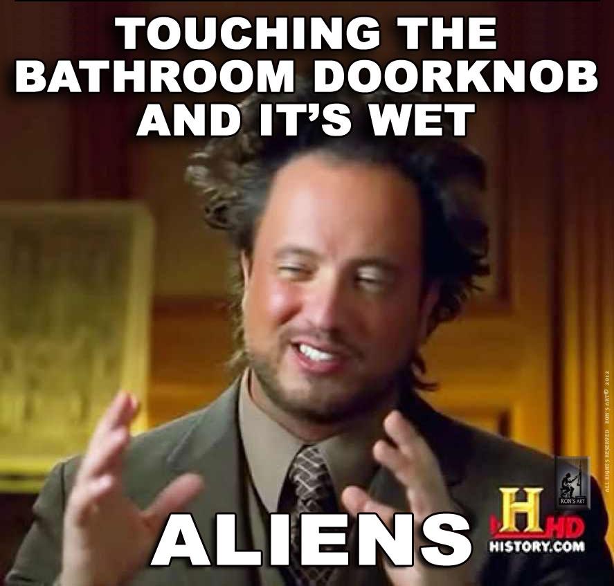 ALIEN GUY | Ancient Aliens | Know Your Meme