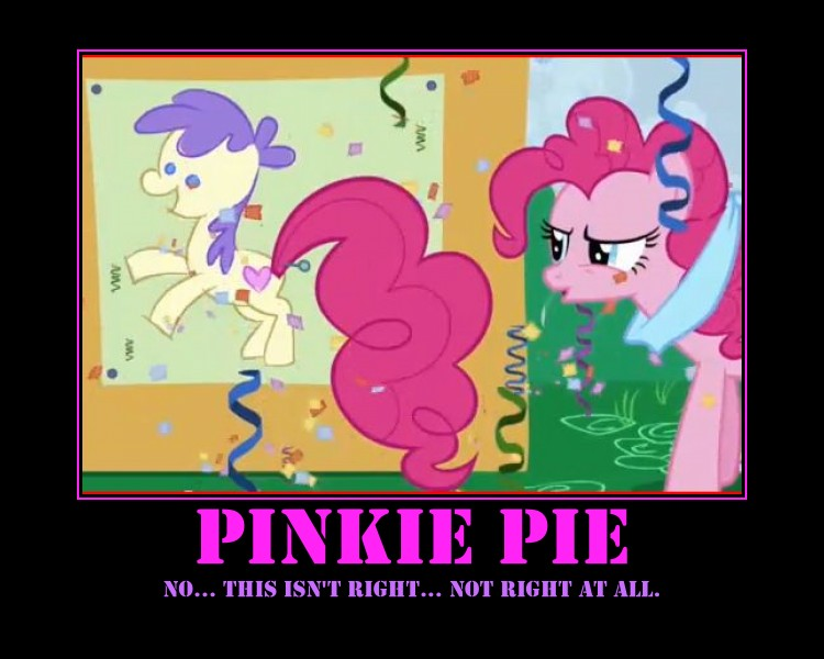527 image 321309] pinkie pie breaking the 4th wall know your meme