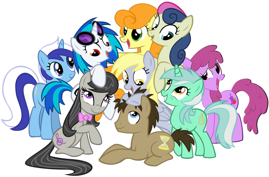 [Image - 322884] | My Little Pony Character Fandom | Know ...