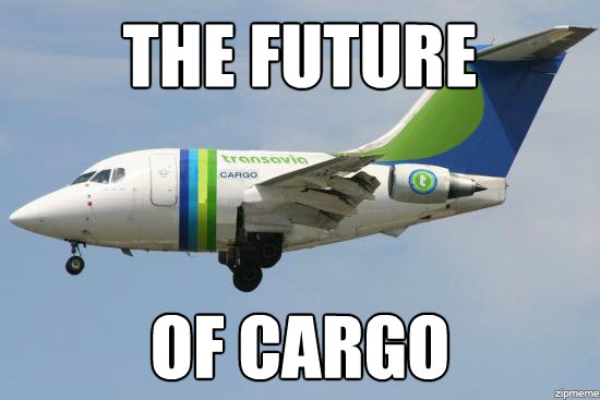 463 the future of cargo the functional airplane know your meme