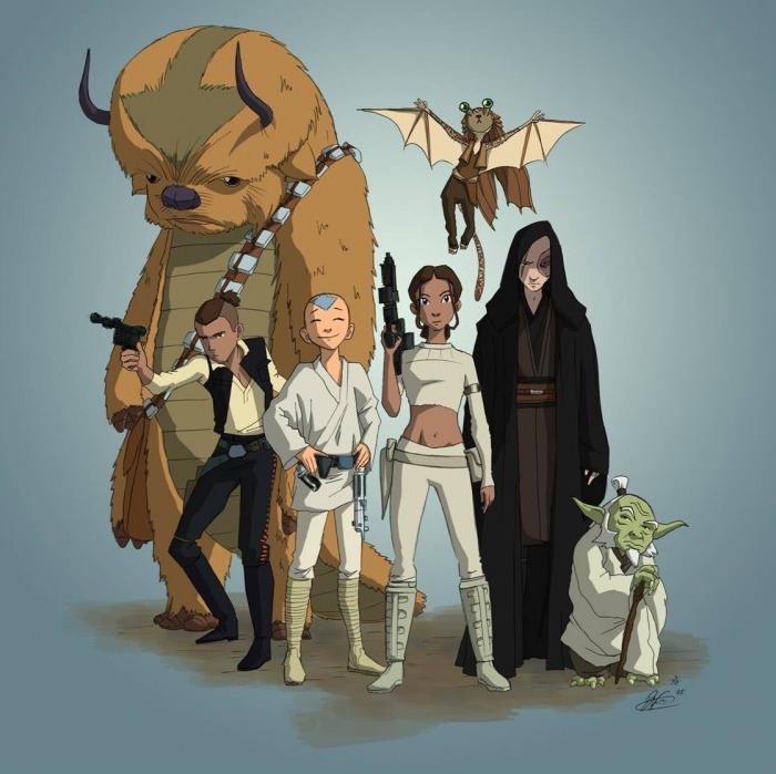 Avatar Film Cast: Avatar: The Last Airbender / The Legend