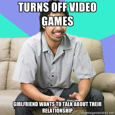 8af loves girlfriend nice gamer gary know your meme