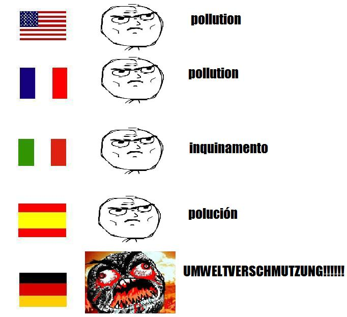 40d pollution differenze linguistiche know your meme