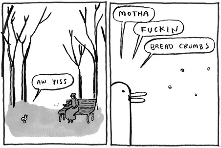 Original comic that this meme came from  (Hark! A Vagrant, by Kate Beaton)