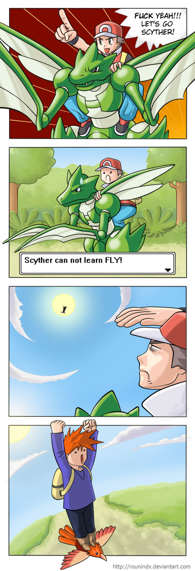 Pokemon | Video Game Logic | Know Your Meme