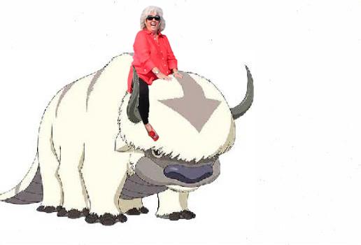 Appa Aang Zuko Azula Sokka Katara Mammal Cartoon Vertebrate Dog Like Horse Fictional