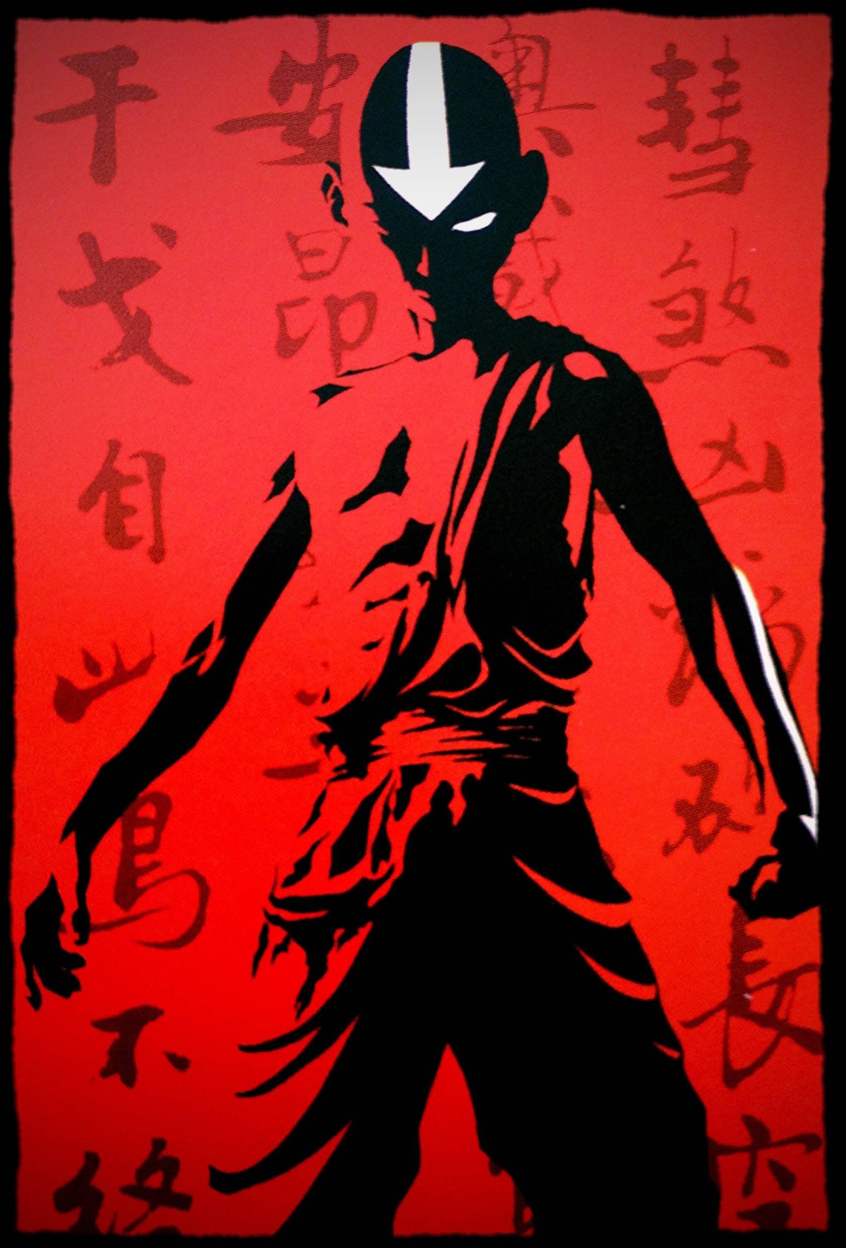 0 Aang Korra Azula Art Fictional Character